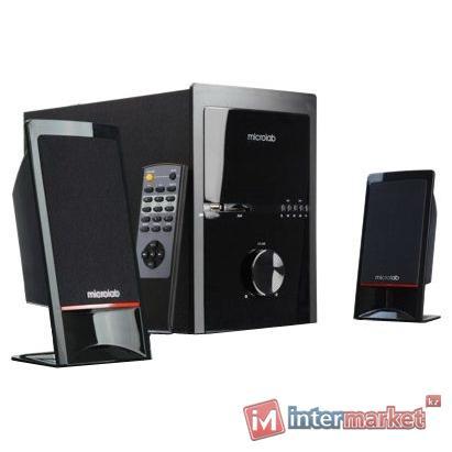 Акустическая система Microlab M-700U (2.1) - Black, USB/SD/FM