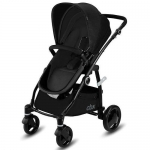 Коляска 2в1 CBX by Cybex Leotie Pure Smoky Anthracite