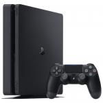 """Лимитированная игровая консоль Sony / PS4 Slim 1 TB """"Барселона"""""""