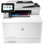 МФУ HP W1A79A Color LaserJet Pro MFP M479fdn Prntr. A4, печать 600x600 т/д, сканер 1200x1200 т/д, копир 600x600 т/д, USB