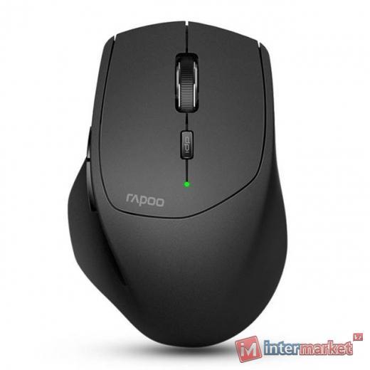 Мышь беспроводная RAPOO MT550, BLACK /