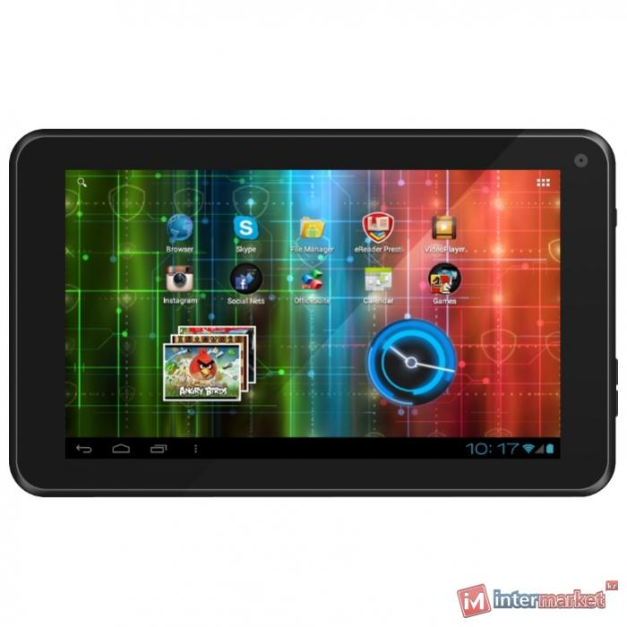 Планшет Prestigio MultiPad 7.0 Ultra+, 4Gb, Wi-Fi, Black