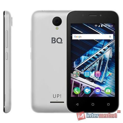 Смартфон BQ BQ-4028 UP! Silver